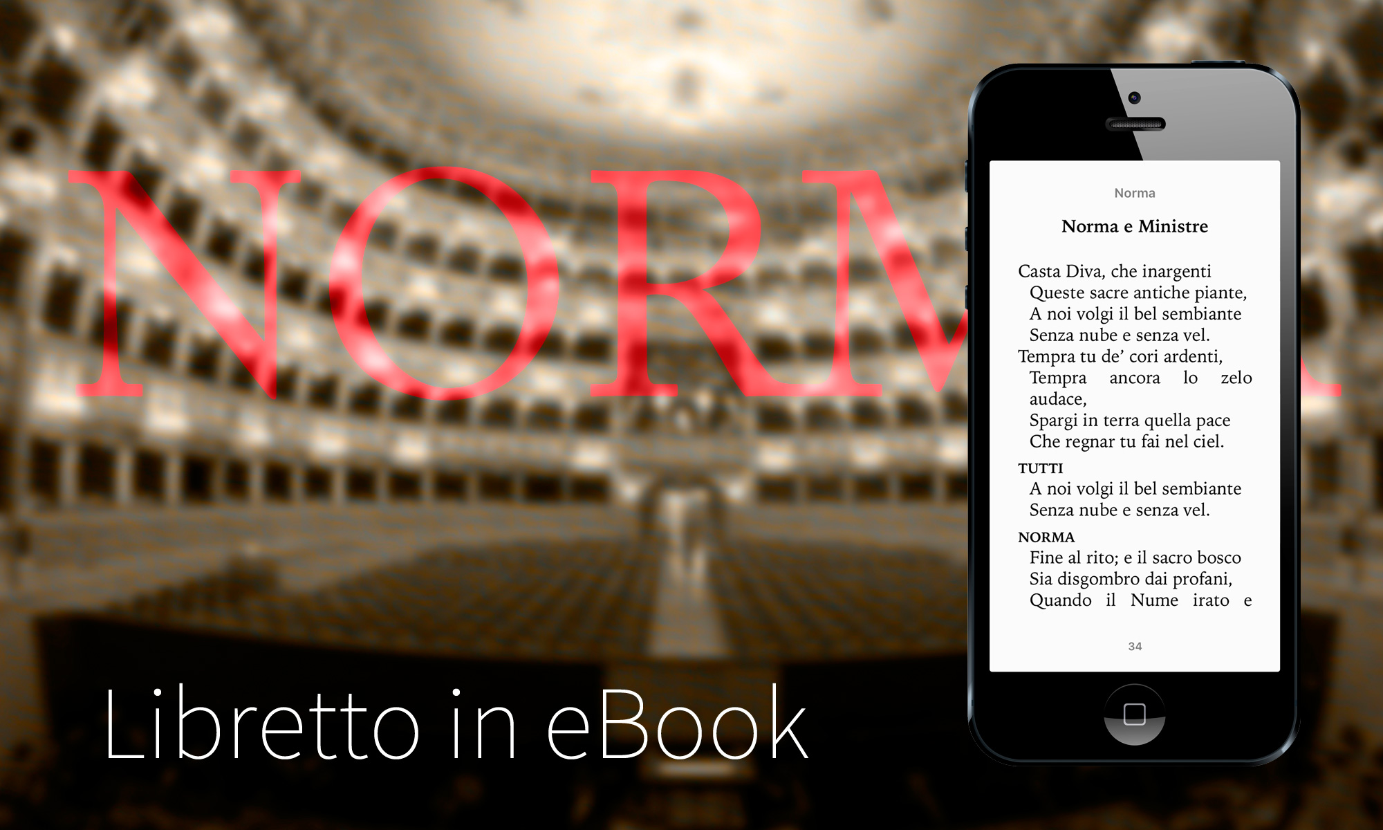 Libretto Norma in eBook