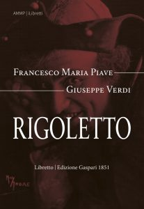 Rigoletto-Piave-Verdi_libretto ebook