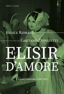 Libretto ebook opera Elisir d'amore Romani-Donizetti